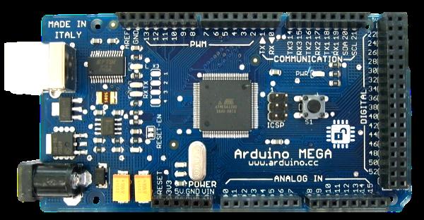 arduino with open hardware logo