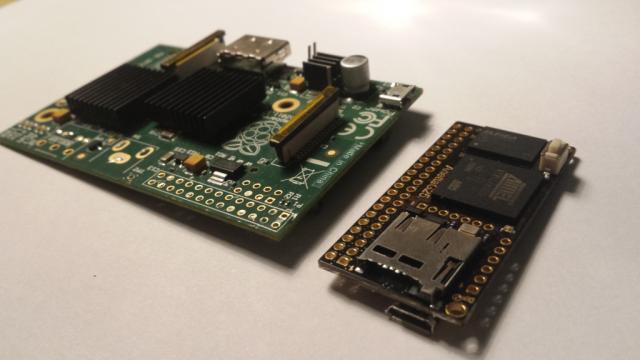 Arietta G25 vs Raspberry Pi