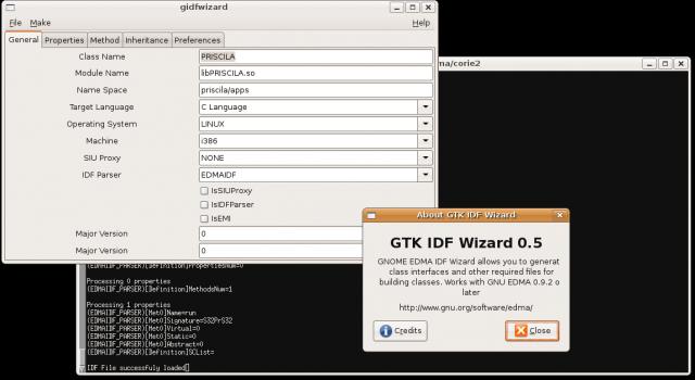 GTK IDF Wizard