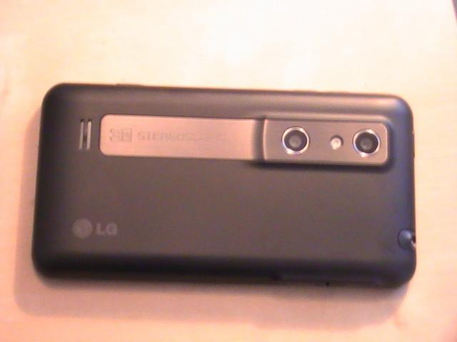 LG 3D Stereo Camera