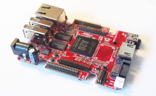 OlinuXino LIME 2: The board offers an affordable ARM system with a lot of possibilities for users as well as HW hackers