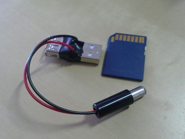 USB Power Adapter take 2. Final