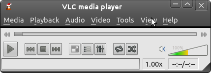 VLC Xmas icon (Easter Egg)