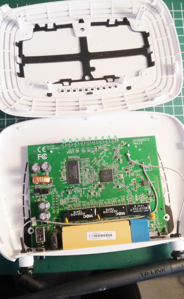 Hardware Hacking Box  Serial Access to Routers